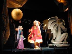 La flauta mágica, por la Compañía Babel Teatro