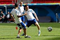 Argentina-Bélgica, por los cuartos de final: la selección está en el umbral de la historia