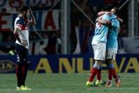 San Lorenzo perdió ante Arsenal y no pudo llegar a la punta de la Zona 1