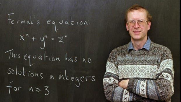 Andrew Wiles intentó desde su juventud resolver el teorema de Fermat