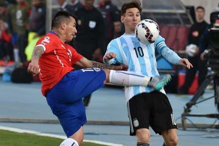 Gary Medel, un duro que sabe llorar: los chilenos se encomiendan a su ídolo para frenar a Messi