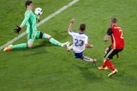 Bélgica-Italia: la Azzurra debutó con un triunfo y puso en duda el favoritismo belga