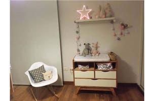 Deco artesanal para el cuarto del bebé