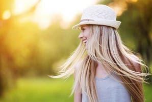 El 39% de las mujeres tienen pelo fino