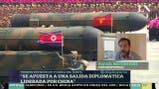 Tensión entre Corea del Norte y EE.UU.