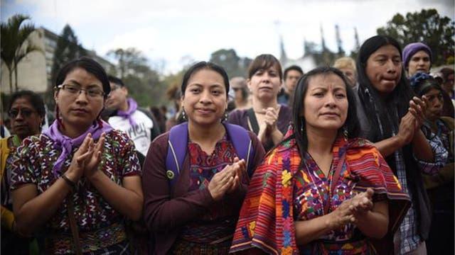 Mientras el 39% de la población de Guatemala se reconoce como indígena, en Costa Rica lo hace solo el 3% de la población.