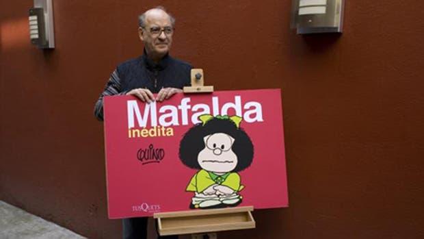 El autor de Mafalda festejó su 85 cumpleaños
