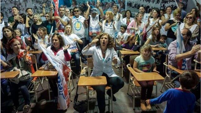 Para muchos, si los argentinos protestan tanto es porque están conscientes de sus derechos.