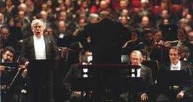 Dos de las mejores orquestas del país y tres agrupaciones corales al servicio de Schönberg