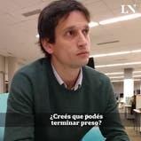 Una entrevista íntima a Diego Lagomarsino