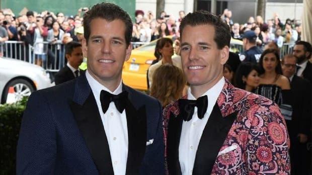 Los gemelos Winklevoss, una fortuna de 1000 mdd en bitcoins