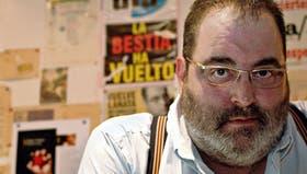 """""""En los años 70 había una visión militante del periodismo"""", dice Jorge Lanata"""