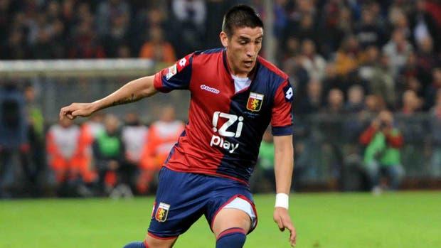 Ricardo Centurión finalmente firmó con Genoa de Italia