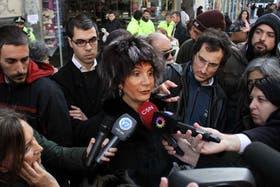 Patricia López Vergara, magistrada porteña