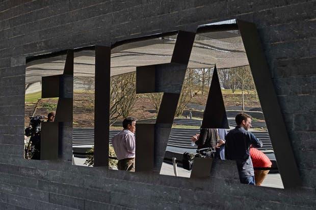 Directivos de la FIFA, detenidos en Suiza
