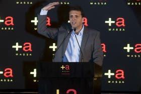El intendente de Tigre, Sergio Massa, había dicho que aceptaría participar del debate