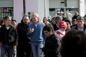 """De Narváez denunció que sus militantes fueron agredidos """"ferozmente"""""""