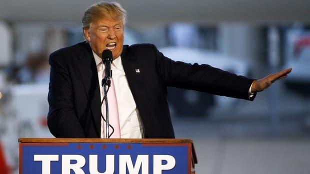 Donald Trump apuesta todo a las primarias de hoy
