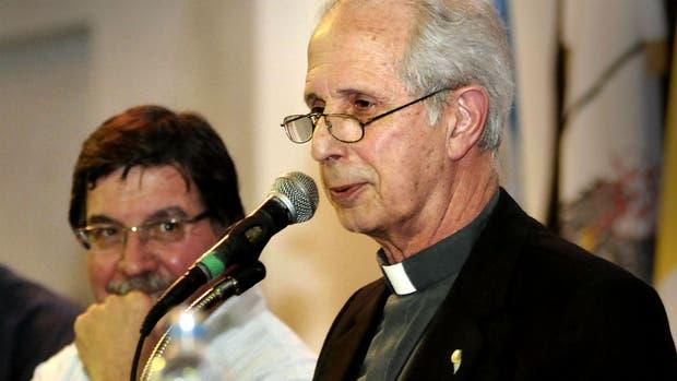 El cardenal Mario Poli