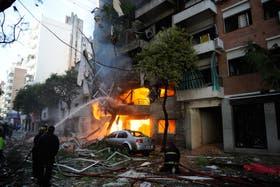 Se dio a conocer la declaración del gasista Carlos García único detenido por la explosión del edificio de Rosario, ante la Justicia