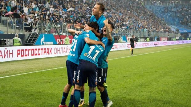 El equipo ruso copado por argentinos que la rompe