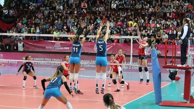 Las Panteras cayeron ante Croacia en un final vibrante — Grand Prix