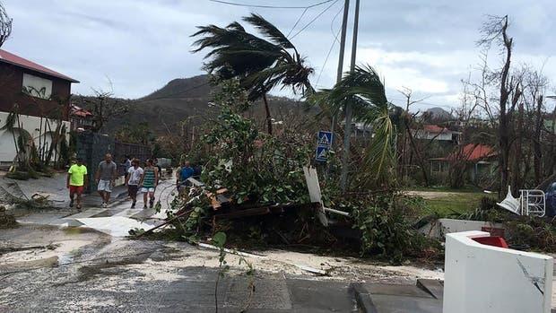 El combo perfecto de condiciones meteorológicas desfavorables fortaleció a Irma