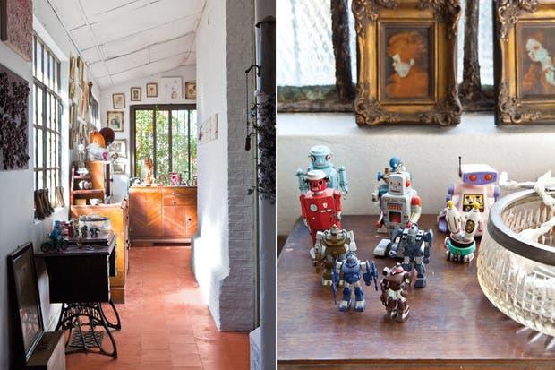 Gerardo vivió ocho años entre Berlín, Barcelona e Ibiza. Allí fue donde descubrió el mundo de la publicidad y donde surgió su fervor coleccionista..