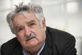 José Mujica levantó una gran polémica en los últimos meses con el proyecto de legalización de la marihuana en Uruguay