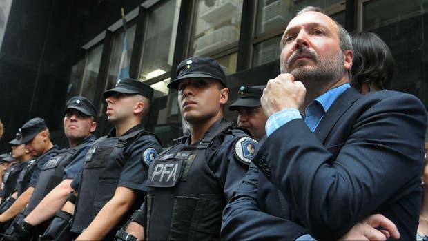 Martín Sabbatella, hoy en la ex Afsca