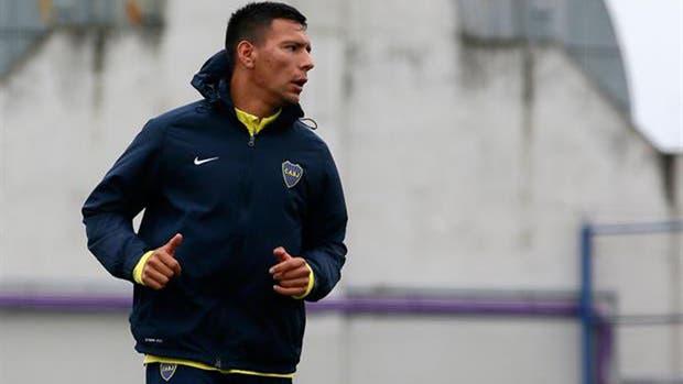 Andrés Chávez descartó jugar en otro club que no sea Boca en Argentina