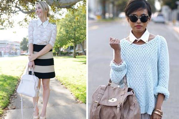 Las blogueras adoptan este estilo en todo el mundo. Foto: Cupcakes and cashmere blog