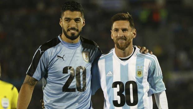 Luis Suárez y Lionel Messi promovieron la candidatura