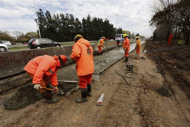 Para fines de enero próximo estarían concluidos los trabajos en este tramo de la Panamericana