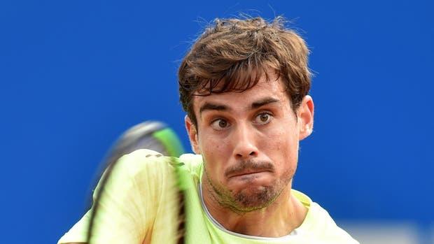 Delpo avanzó a tercera ronda por lesión de Almagro — Roland Garros