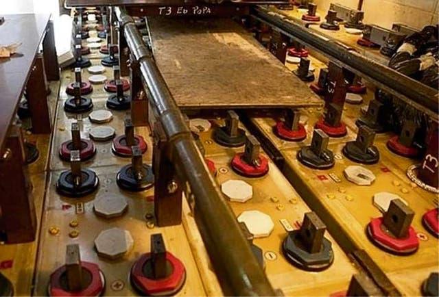 Las baterías del ARA San Juan fueron repotenciadas en el Complejo Naval