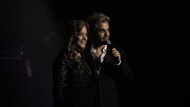 Alice Ripley y Fernando Dente