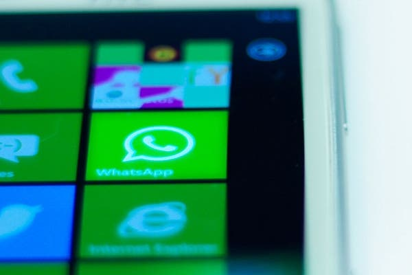 La versión de Whatsapp para Windows Phone ahora incorpora la función de llamadas