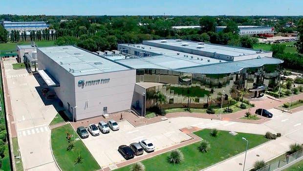 Sinergium Biotech invertirá 50 millones de dólares en la construcción de su planta de producción primaria en Garín