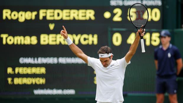 Cilic despacha a Querrey y accede a final de Wimbledon