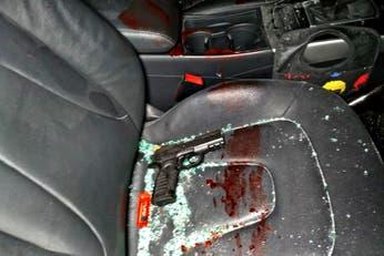 Un delincuente robó un auto en Mataderos y generó una balacera frente a la Facultad de Medicina de la UBA