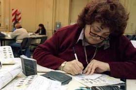 En el Registro Nacional de las Personas se aceleran los aprestos para atender la demanda de la gente