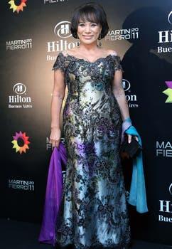 Betiana Blum, mejor actriz de reparto. Foto: DyN