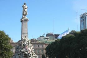 El monumento a Cristóbal Colón sería reubicado en Mar del Plata