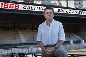 El titular de la Sociedad Rural Argentina (SRA), Luis Miguel Etchevehere