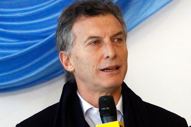 Macri, en el acto por el Día de la Bandera