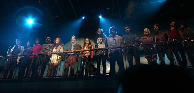 El elenco de Aliados, la nueva serie de Cris Morena