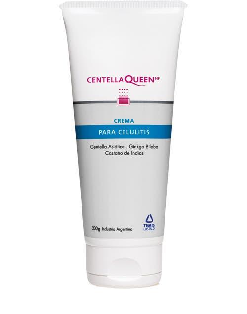 Crema para celuliis: (Centella Queen, Gingko y Castaño ($91, Centella Queen).