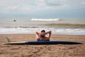Muchos optaron por el mar en el fin de semana largo
