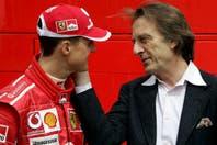 """Di Montezemolo, sobre Schumacher: """"Desgraciadamente, las noticias que me llegan no son buenas"""""""